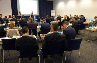 Organizace konferencí