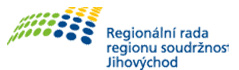 Logo Regionální rada regionu soudržnosti Jihovýchod