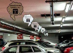Reklama obchodní centra