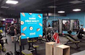 Reklama ve fitness